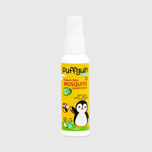 PUFFGUIN Organic 宝宝驱蚊喷雾 50毫升
