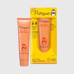 PUFFGUIN 有机木瓜乳液擦尿布疹 干性皮肤刺激30克