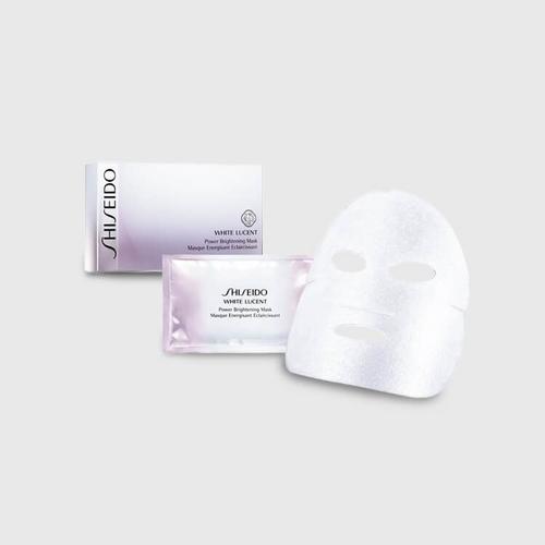 新透白美肌源动力美白面膜 6 pack