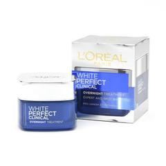 L'ORÉAL PARIS - White Perfect Clinical - Night Cream 50mL