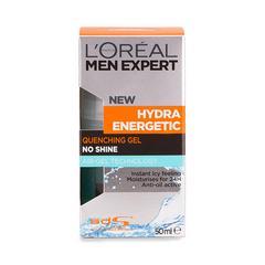 L'ORÉAL PARIS MEN EXPERT - Hydra Energetic - Quenching Gel No Shine 50mL
