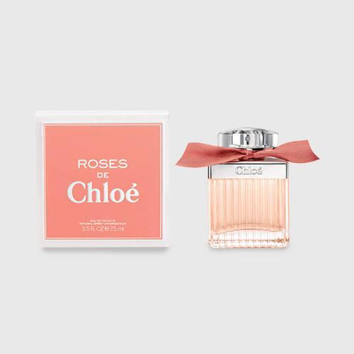 蔻依 CHLOÉ 玫瑰淡香水75毫升
