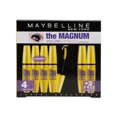 MAYBELLINE - 6-PACK  the MAGNUM - Waterproof