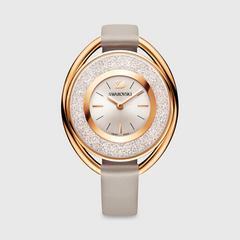 SWAROVSKI 施华洛世奇 Crystalline Oval 玫瑰金 手表