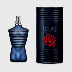 Jean Paul Gaultier Ultra Male Eau de Toilette Intense 125 ml
