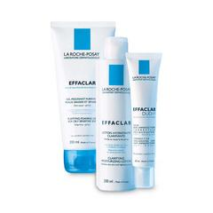 LA ROCHE-POSAY PURIFYING RITUAL FOR OILY SKIN EFFACLAR ROUTINE SET