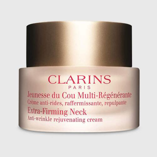 Clarins Extra-Firming Neck Anti-Wrinkle Rejuvenating Cream焕颜紧致颈霜 75ml