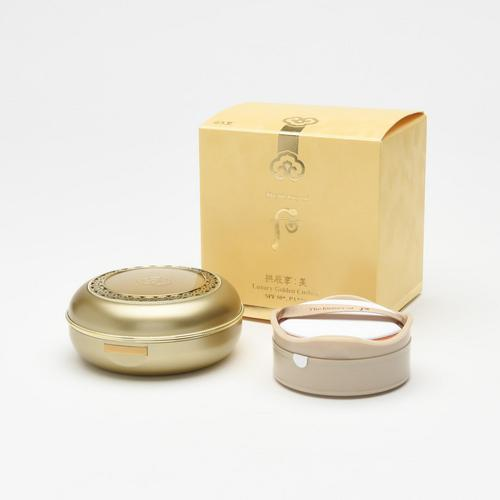 THE HISTORY OF WHOO Mi Luxury Golden Cushion 23NB 2x15 g