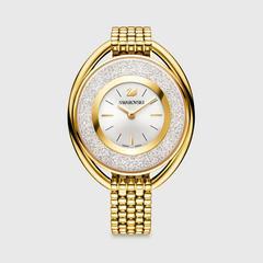 SWAROVSKI 施华洛世奇 Crystalline Oval Bracelet 金色 手表