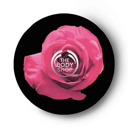 THE BODY SHOP BRITISH ROSE INSTANT GLOW BODY BUTTER 200ML