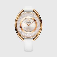 SWAROVSKI 施华洛世奇 Crystalline Oval 白色 手表