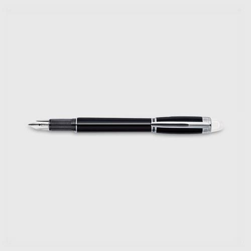 MONTBLANC StarWalker Platinum-Coated Resin Fountain Pen