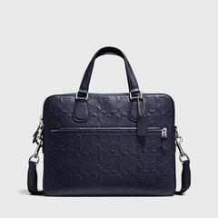 COACH 经典标志十字纹皮革 Hudson  5手袋