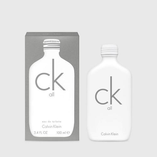 CALVIN KLEIN 卡尔文克莱恩 ck all 香水 EDT 100ml