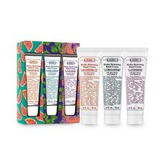 KIEHL'S Richly Hydrating Trio Scented Hand Cream (30mlx3)