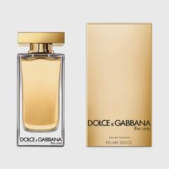 杜嘉班纳(DOLCE & GABBANA)唯我女士淡香水 100毫升