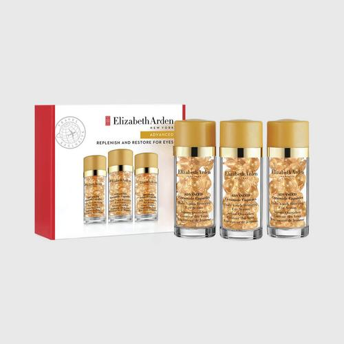 ELIZABETH ARDEN Advanced Ceramide Capsules Daily Youth Restoring EyeSerum (3 x 30 胶囊)