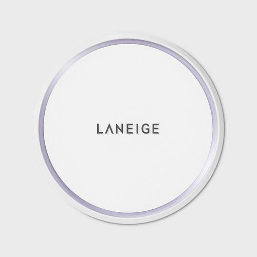 LANEIGE Skin Veil Base Cushion SPF22 PA++ No.40 Light Purple (15g x 2)