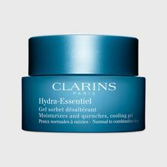 娇韵诗(CLARINS)Hydra-Essentiel冰感啫哩-中性至混合性肤质 50毫升