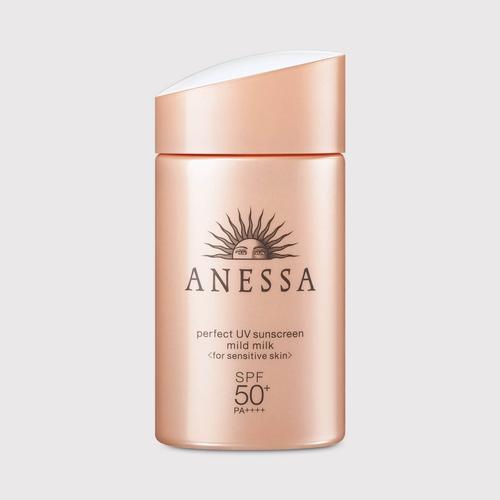 安热沙温和防晒乳SPF50+ PA++++ 60毫升