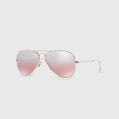 雷朋 (RAY-BAN) Aviator Classic Men Sunglasses 0RB3025 001/3E  62 毫米