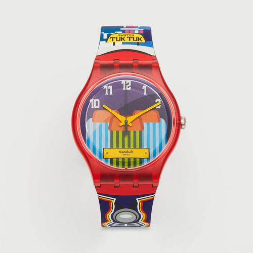 SWATCH TUK-TUK 41MM