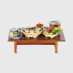PRONPUN Miniature Food - Numprik Set