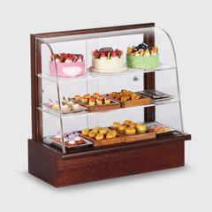 PRONPUN Miniature Bakery Stand