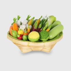 PRONPUN Miniature Vegetable Basket<br/>