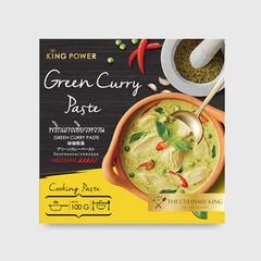 King Power Green Curry Paste 50 g. x 2 packs