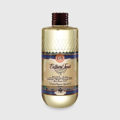 ERB Eastern treat 身体保湿油(240 毫升)