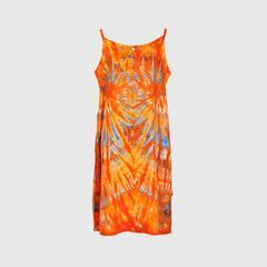 WONGDUEN Matyom 连衣裙 Dress Size L (大号) 橙色
