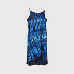 WONGDUEN Matyom 连衣裙 Dress Size L (大号) 深蓝色