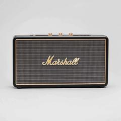 马歇尔Marshall Stockwell蓝牙音箱+保护套(黑色)