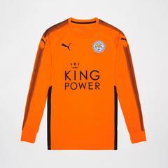 莱切斯特城 足球俱乐部 2017/18 赛季 橙色守门员球衣