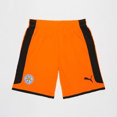 莱切斯特城 足球俱乐部 2017/18 赛季 橙色守门员裤子