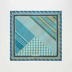 Voyage of Style 犬牙织纹围巾