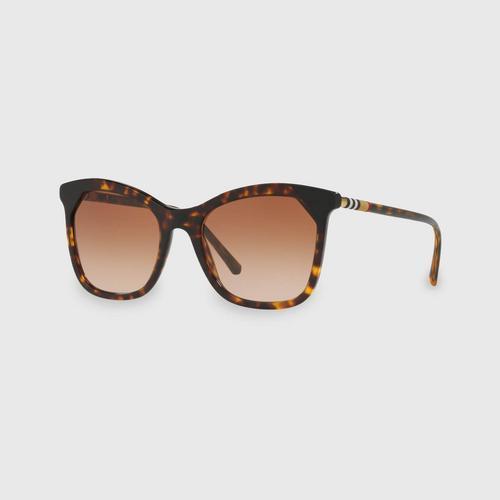 博柏利 Dark Havana 女士太阳眼镜 0Be4263F 370813 (54毫米)