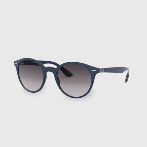 雷朋 (RAY-BAN) Matte dark Blue Unisex Sunglasses 0RB4296 63318G 51 毫米