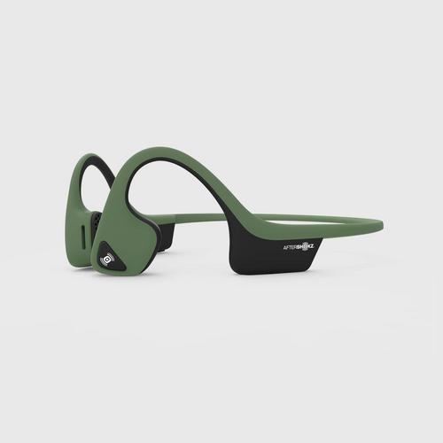 韶音(AFTERSHOKZ) #Trekz Air 骨传导耳机 (森林绿)