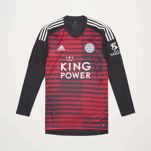 Leicester City Football Club 乐部主场客场球衣2018-2019尺寸S.