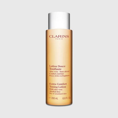 CLARINS Extra Comfort Toning Lotion with Aloe (Dry or Sensitized Skin) 200ml