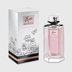 FLORA BY GUCCI GORGEOUS GARDENIA EAU DE TOILETTE 100ML