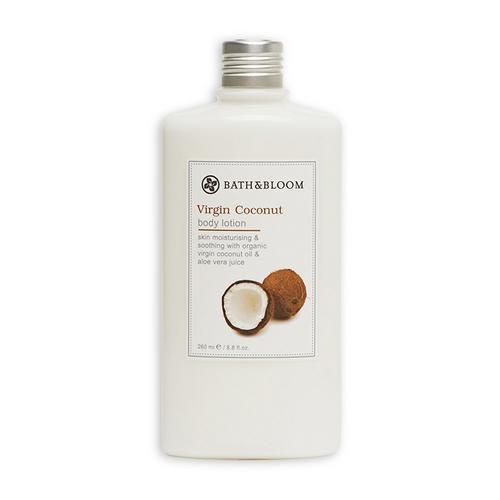 BATH&BLOOM VIRGIN COCONUT BODY LOTION