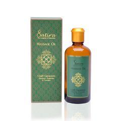 Satira  Uplift Geranium Massage Oil  100 ml