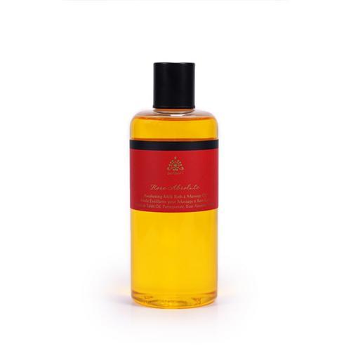 梵璞丽 (Pañpuri)玫瑰牛奶浴身体按摩芳疗精油身体乳300ml