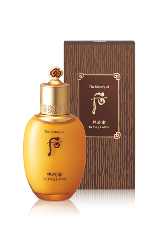 THE HISTORY OF WHOO In Yang Lotion 110 ml