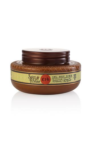 ERB Spice & Shine Gel Body Scrub 240 g.