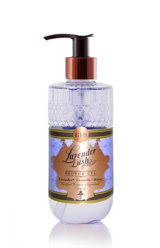 ERB Lavender Lush Shower Gel 230 ml.