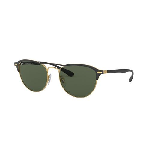 RAYBAN RB3596 Green Oval Sunglasses